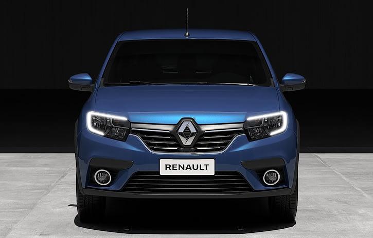 Imagem ilustrativa da notícia: Renault mostra primeiras fotos do novo Sandero