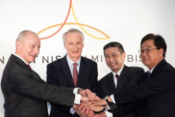 Imagem ilustrativa da notícia: Renault, Nissan e Mitsubishi fortalecem Aliança