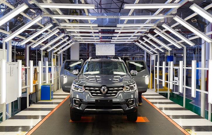 Imagem ilustrativa da notícia: Renault tem planos de exportar picape Alaskan para o Brasil