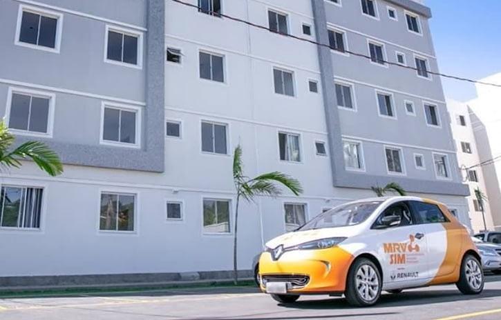 Imagem ilustrativa da notícia: Renault Zoe integra condomínio em Curitiba