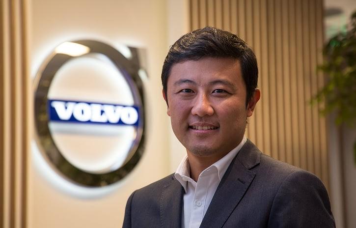 Imagem ilustrativa da notícia: Ricardo Ochiai é o novo diretor comercial da Volvo Cars