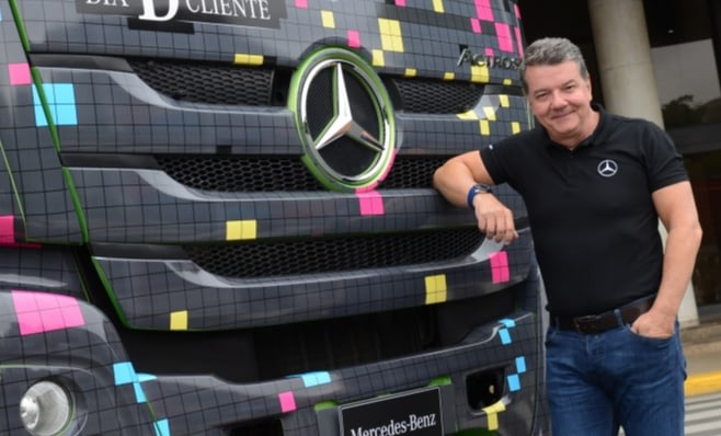 Imagem ilustrativa da notícia: Pesados puxarão, mais uma vez, alta em caminhões
