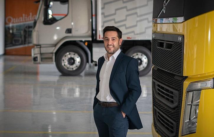 Imagem ilustrativa da notícia: Rodrigo Padilha assume diretoria da Volvo