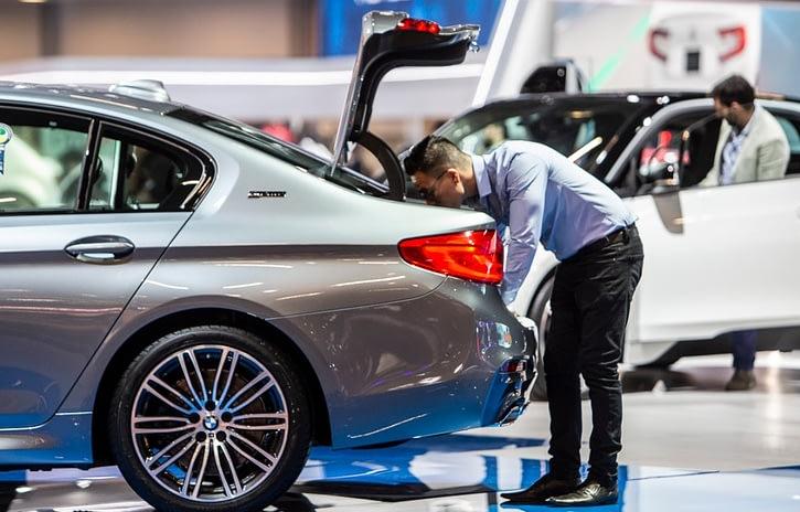 Imagem ilustrativa da notícia: Salão do Automóvel ficou para 2021