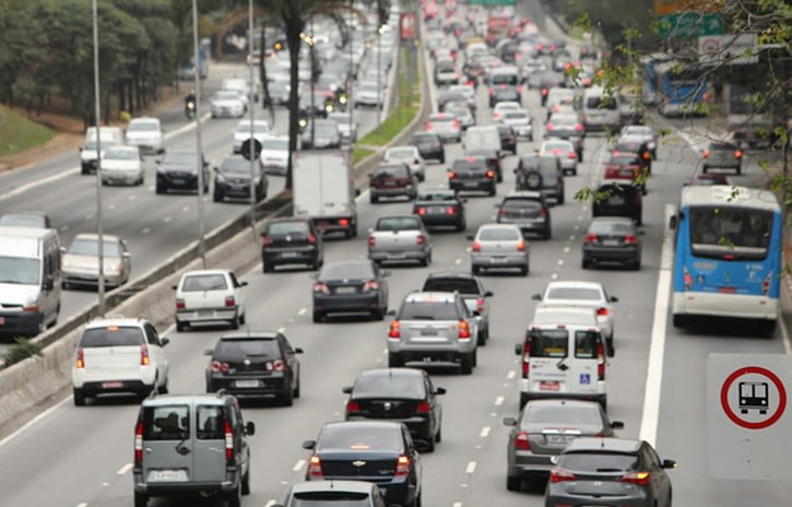 Imagem ilustrativa da notícia: São Paulo e Rio estão entre as piores cidades para dirigir
