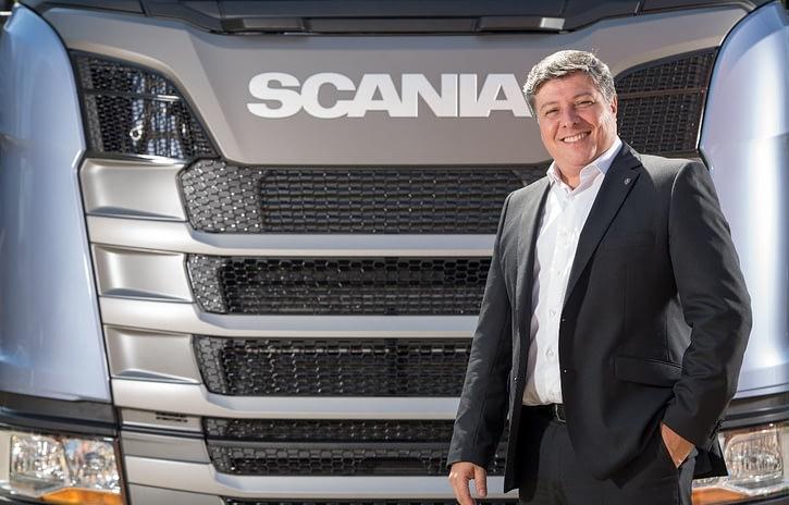 Imagem ilustrativa da notícia: Scania celebra 10 mil caminhões vendidos