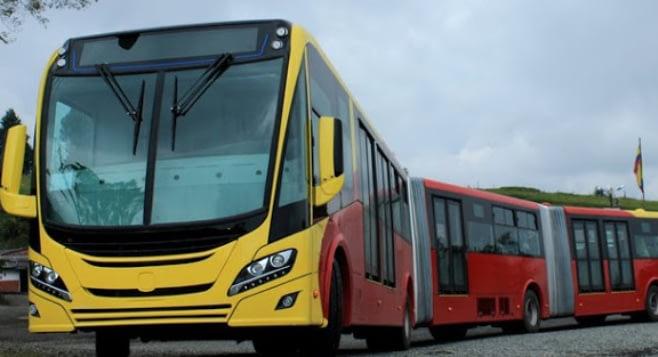 Imagem ilustrativa da notícia: Scania fecha sua maior venda de urbanos da história