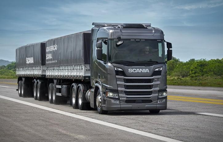 Imagem ilustrativa da notícia: Scania fecha 2019 com números positivos e espera novo ciclo de crescimento em 2020