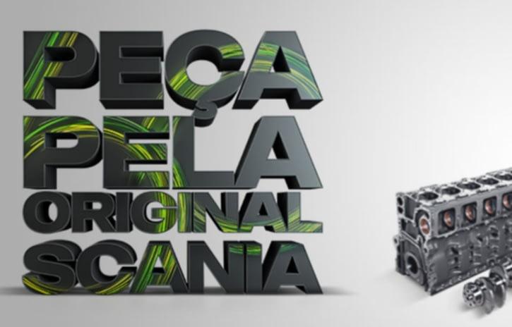Imagem ilustrativa da notícia: Scania inicia venda de peças no Mercado Livre