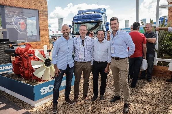 Imagem ilustrativa da notícia: Scania investe US$ 35 milhões na Argentina