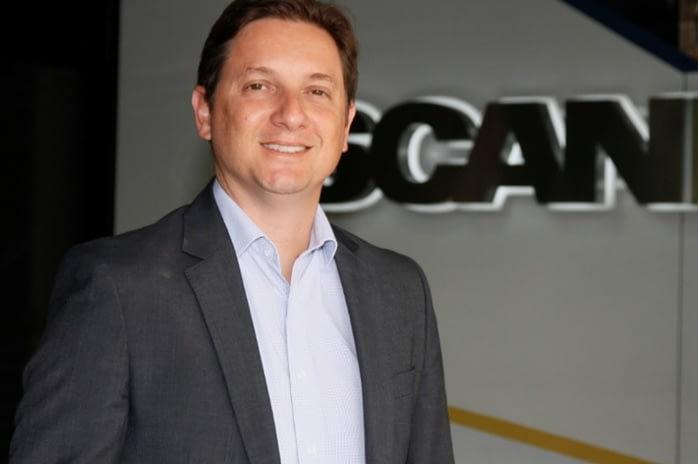 Imagem ilustrativa da notícia: Scania promove mudança na área de vendas