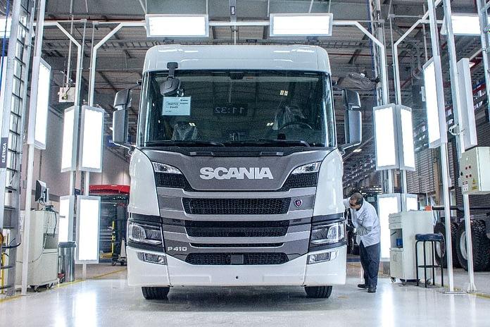 Imagem ilustrativa da notícia: Scania reduzirá quadro de trabalhadores no ABC
