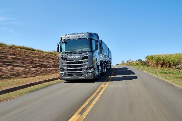 Imagem ilustrativa da notícia: Scania vende trezentos caminhões para a Amaggi