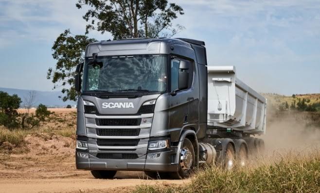 Imagem ilustrativa da notícia: Scania começa a vender linha NGR de caminhões