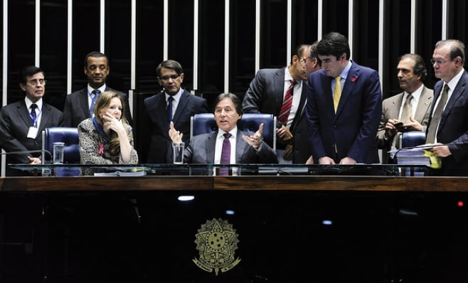 Imagem ilustrativa da notícia: Senado aprova parcelamento de dívidas com a União