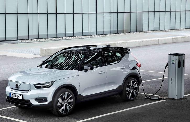 Imagem ilustrativa da notícia: Serão elétricos todos os carros Volvo até 2030