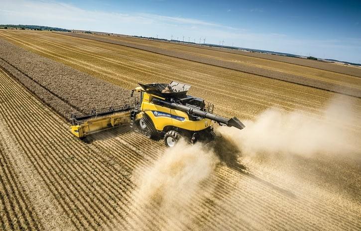 Imagem ilustrativa da notícia: Setor de máquinas agrícolas começa o ano em queda