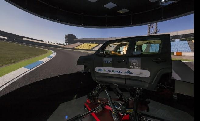 Imagem ilustrativa da notícia: FCA investe R$ 18 milhões em simulador que reduzirá custos