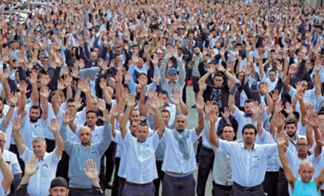 Imagem ilustrativa da notícia: Funcionários da Scania aprovam acordo por dois anos