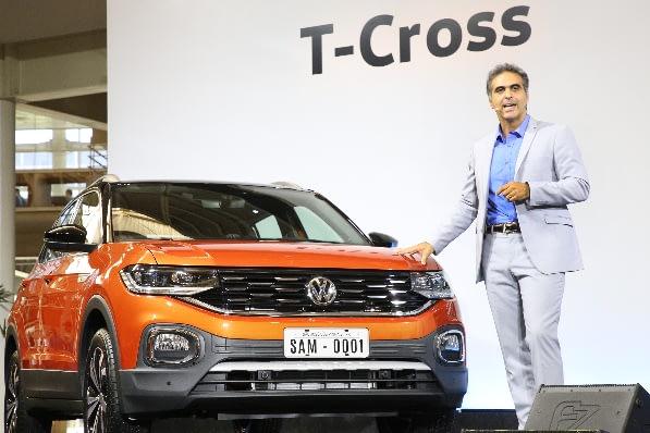 Imagem ilustrativa da notícia: T-Cross seguirá para além da América Latina