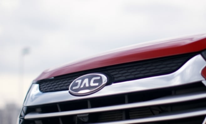 Imagem ilustrativa da notícia: JAC e HPE serão parceiras na produção do T40
