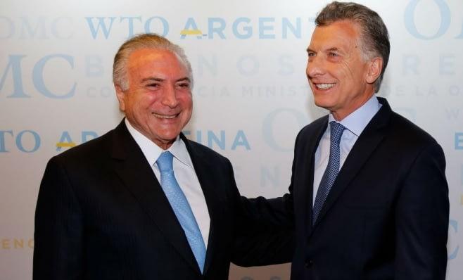 Imagem ilustrativa da notícia: Brasil e Argentina se comprometem a padronizar seus veículos