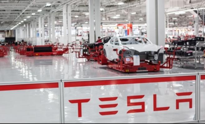 Imagem ilustrativa da notícia: Tesla registra nova empresa na China