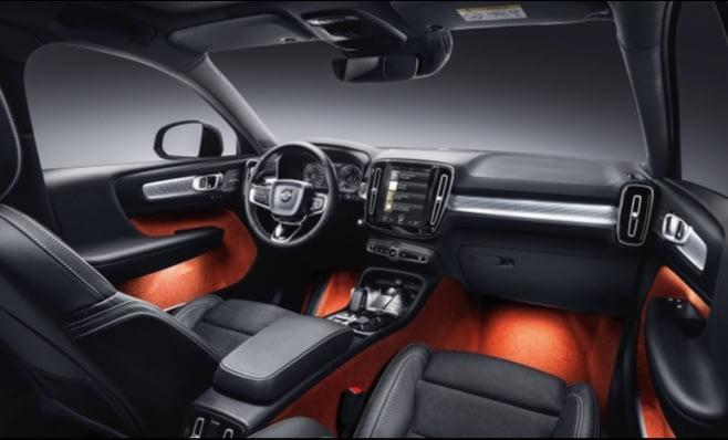 Imagem ilustrativa da notícia: Volvo XC40 concorre com SUVs alemães