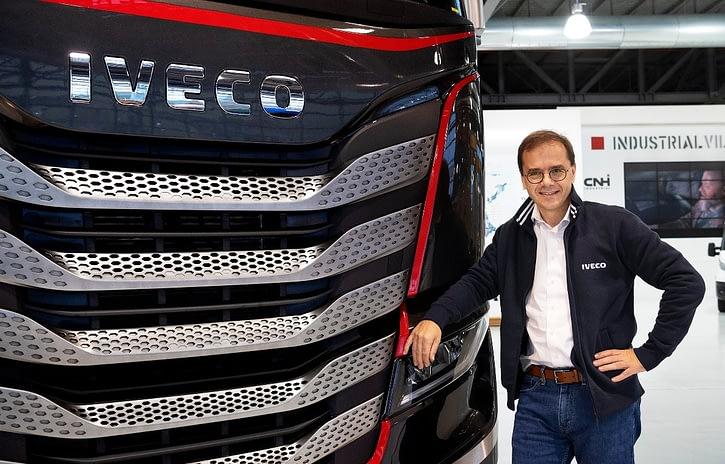 Imagem ilustrativa da notícia: Thomas Hilse é o novo presidente mundial da Iveco
