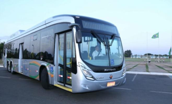 Imagem ilustrativa da notícia: Curitiba testará ônibus movidos a gás da Scania