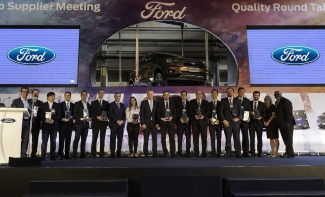 Imagem ilustrativa da notícia: Ford premia seus melhores fornecedores
