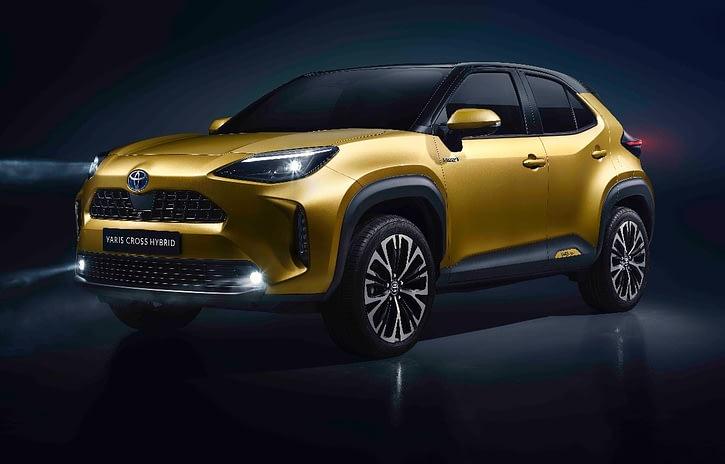 Imagem ilustrativa da notícia: Toyota apresenta seu novo SUV, Yaris Cross