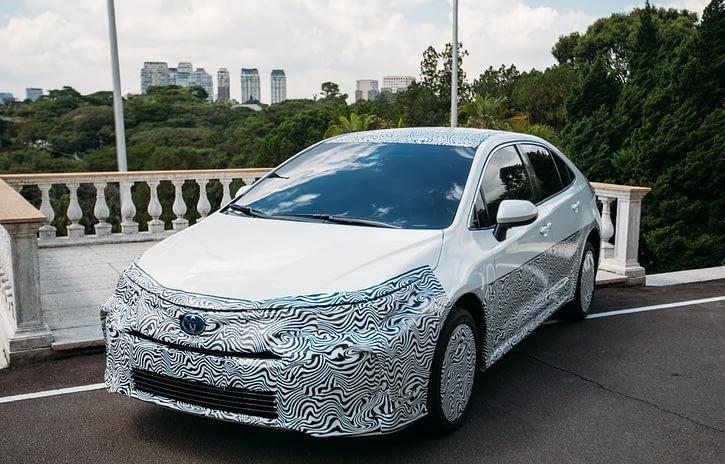Imagem ilustrativa da notícia: Toyota desenvolve fornecedores para TNGA