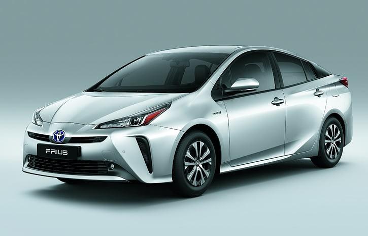 Imagem ilustrativa da notícia: Toyota inicia vendas do Prius 2019