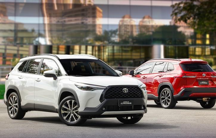 Imagem ilustrativa da notícia: Toyota lança Kinto One Personal, seu serviço de carro por assinatura