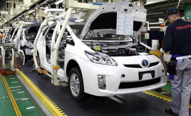 Imagem ilustrativa da notícia: Toyota firma parceria para desenvolvimento de elétricos