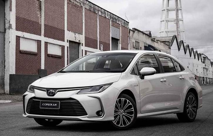 Imagem ilustrativa da notícia: Toyota supera os 15 milhões de híbridos vendidos