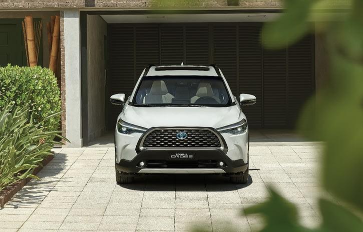 Imagem ilustrativa da notícia: Toyota volta a vender Corolla Cross Special Edition