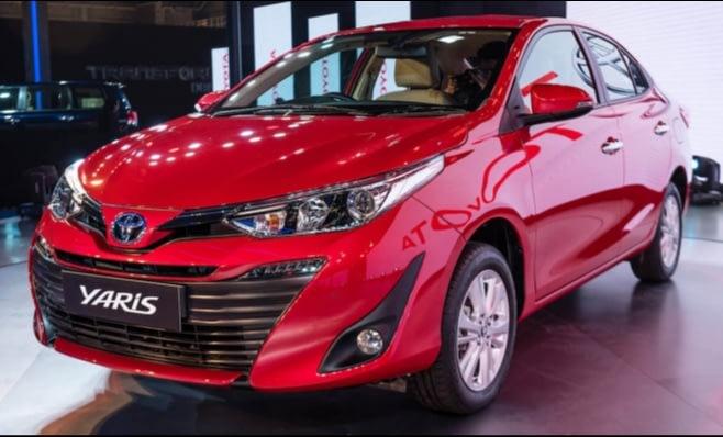 Imagem ilustrativa da notícia: Toyota Yaris já está em testes na Índia