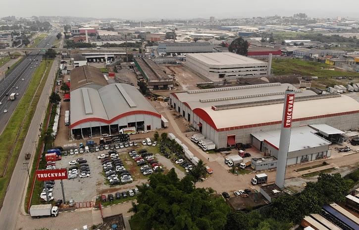 Imagem ilustrativa da notícia: Truckvan investirá mais R$ 3 milhões em Guarulhos