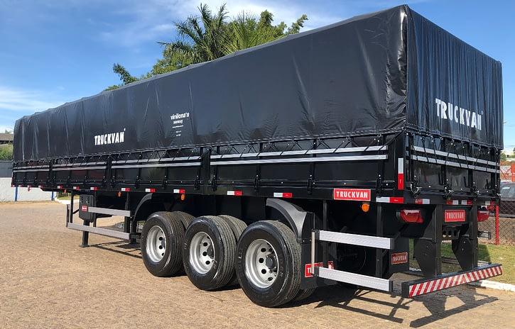 Imagem ilustrativa da notícia: Truckvan apresenta sua linha graneleira