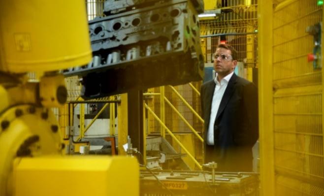 Imagem ilustrativa da notícia: Tupy está pronta para novas aquisições, diz novo presidente