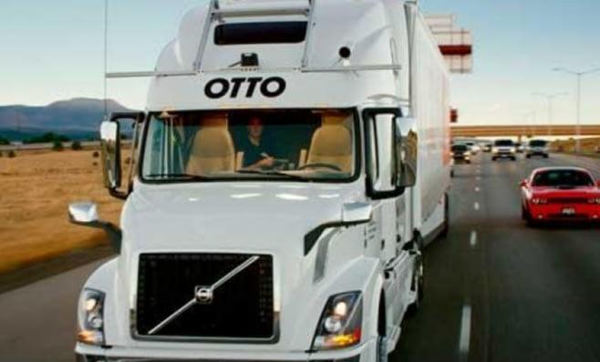 Imagem ilustrativa da notícia: Uber já usa caminhões autônomos nos EUA