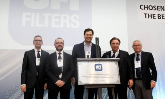 Imagem ilustrativa da notícia: UFI produzirá filtros automotivos aqui