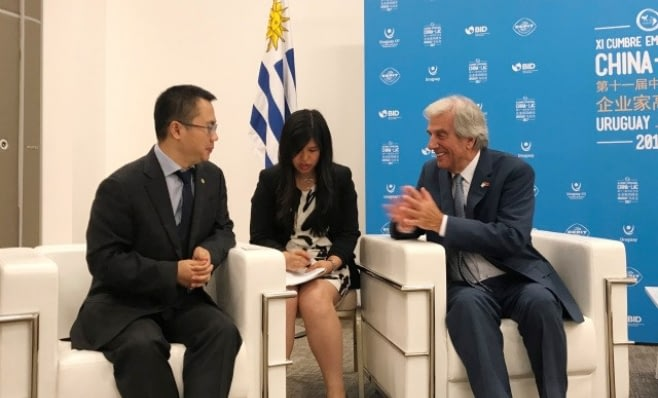 Imagem ilustrativa da notícia: Lifan e Uruguai articulam produção de veículos elétricos