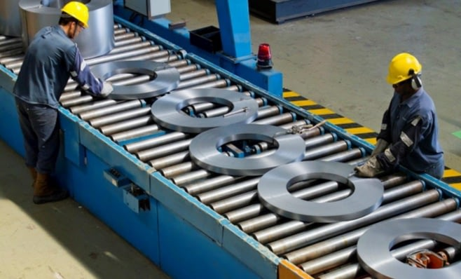 Imagem ilustrativa da notícia: Setor automotivo sustenta produção de aço