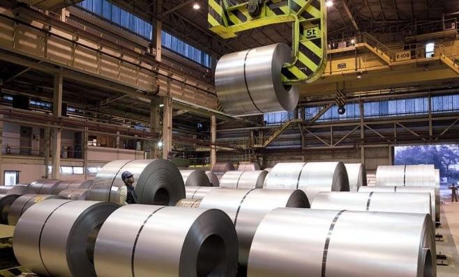 Imagem ilustrativa da notícia: Produção de aço mantém crescimento