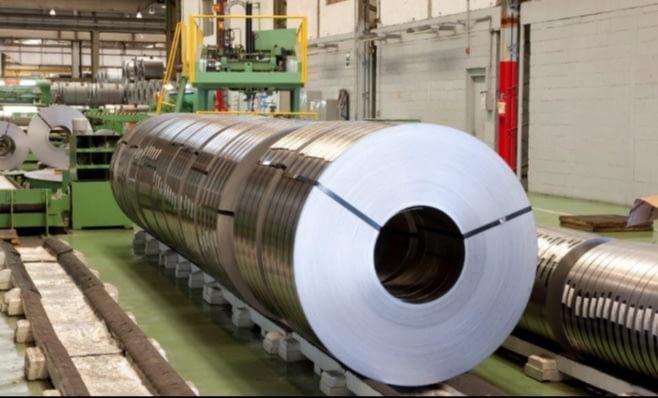 Imagem ilustrativa da notícia: Cresce produção mundial de aço