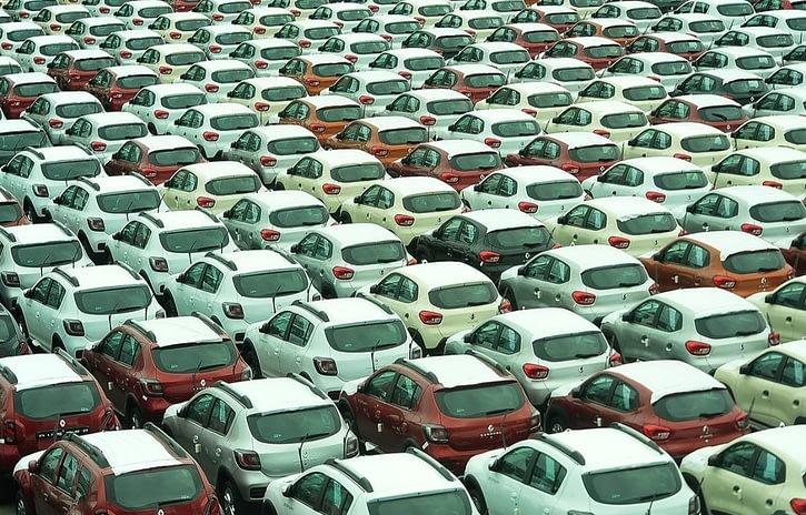 Imagem ilustrativa da notícia: Varejo de veículos recuou 1% no quadrimestre