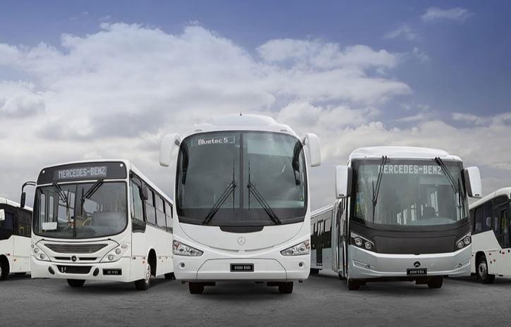 Imagem ilustrativa da notícia: Venda de ônibus cresce 73% até abril